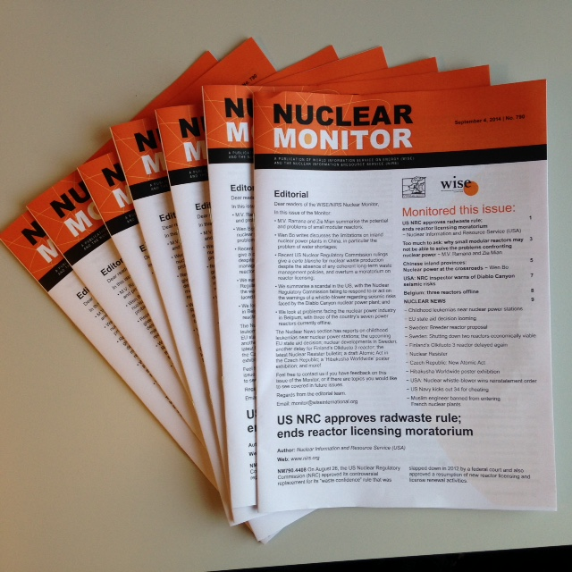 international articles about nuclear energy